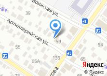 Компания «ПеноПласт» на карте