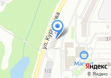 Компания «Новосибстройтранс» на карте