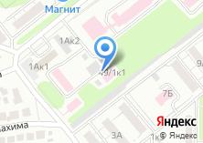 Компания «Городская клиническая больница №12» на карте