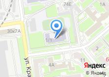 Компания «Средняя общеобразовательная школа №111» на карте
