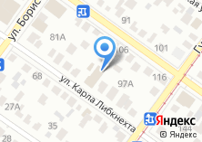 Компания «Хижина Охотника» на карте