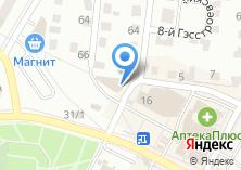 Компания «ОБМЕН КВАРТИР» на карте