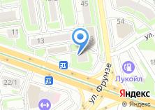 Компания «МАСТЕР ЛЮКС» на карте