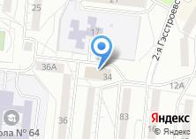 Компания «СЕТКА» на карте