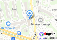 Компания «Протекор» на карте