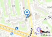 Компания «МодаДом» на карте
