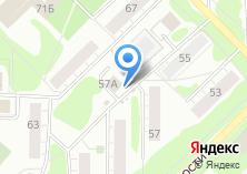 Компания «ДОМok» на карте