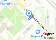 Компания «Страховой магазин» на карте