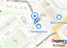 Компания «Магазин радиотоваров и электроники» на карте