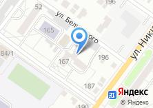 Компания «Общежитие НГАСУ» на карте