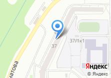 Компания «Бизон-Сервис» на карте