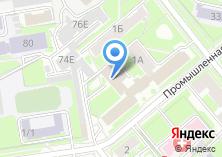 Компания «Мировые судьи Дзержинского района» на карте