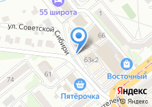 Компания «Магазин детской и подростковой одежды» на карте