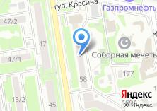 Компания «Новосибирский Дом» на карте