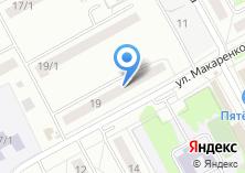 Компания «ДВС АГРО» на карте