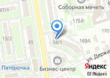 Компания «Строящийся жилой дом по ул. Красина» на карте