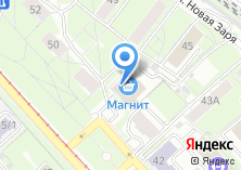 Компания «Apriori» на карте