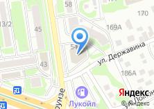 Компания «Сибирский третейский суд» на карте