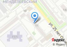 Компания «ЖКХ-Гарант» на карте