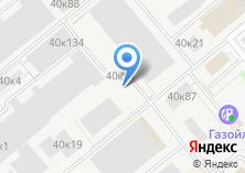 Компания «МетизРосПром» на карте