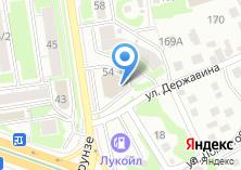 Компания «Дёке-Сибирь» на карте