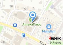 Компания «Ювелирная мастерская на Комсомольской» на карте