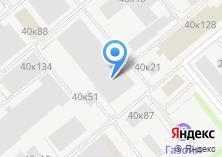 Компания «ТехПромКомплект» на карте