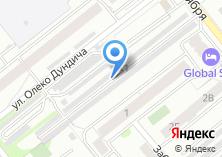 Компания «Шиномонтаж-54.рф» на карте