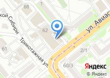 Компания «SK-Motors» на карте