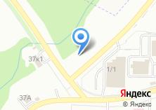 Компания «Автостоянка на ул. Красных Зорь» на карте