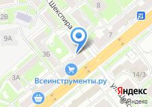 Компания «Новосибирская прокуратура по надзору за соблюдением законов в исправительных учреждениях» на карте