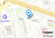 Компания «С-Моторс» на карте