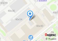 Компания «Безопаснее Всего» на карте
