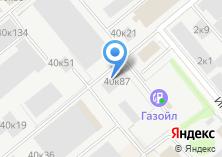 Компания «Союзхимпром» на карте