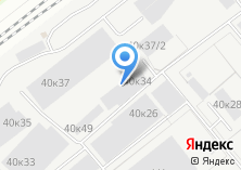 Компания «Конструктор постели» на карте