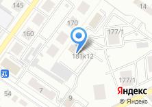 Компания «РЭС Новосибирский» на карте