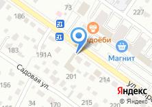 Компания «АннаОпт» на карте