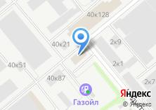Компания «Сантехника Сибири» на карте