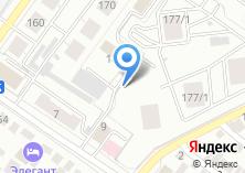 Компания «АвтоТехЦентр Ямщик» на карте