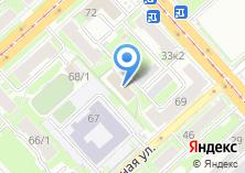 Компания «Детский дом культуры им. Д.Н. Пичугина» на карте