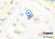 Компания «БПК» на карте