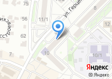 Компания «Библиотека им. М. Булгакова» на карте