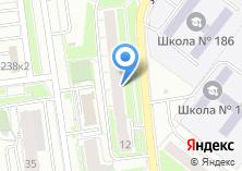 Компания «Печное и каминное литье» на карте