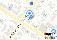 Компания «Почтовое отделение №17» на карте
