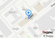 Компания «Аурум-термопласт» на карте