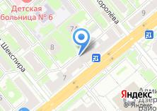 Компания «Новосибирск-Восток-Сервис» на карте