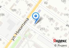 Компания «Автонаходка Сибирь» на карте