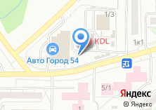 Компания «Магазин печей» на карте
