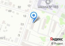 Компания «Варшавская» на карте