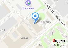 Компания «АББАТ» на карте